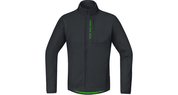 GORE BIKE WEAR Power Trail WS Giacca Uomo nero